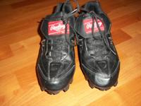 These baseball cleats were bought for a children as a
