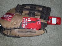 I have a new with tags Rawlings 14 inch softball glove