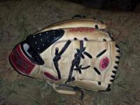 Absolute top of the line Infield/Pitching glove with