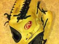 This is for one Rawlings Pro Preferred baseball glove,