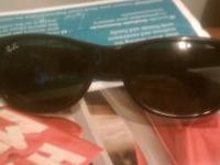 There like brand new RB2140 901 Original Wayfarer , i