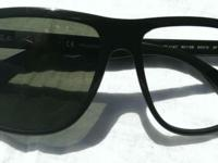 bef305a753 Ray-Ban RB4147 Polarized Sunglasses (missing 1 lens)