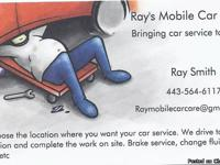 Ray's Mobile Car Care is one of the most convenient way