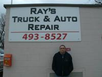 Ray's Truck & Auto Repair 167 N. Broadway Blvd. ●