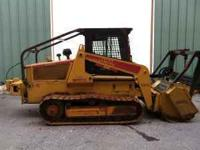 2004 rayco C87LFM only 190 hours ! tracks are 96%