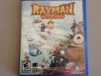 I have a copy of Rayman Origins for the PS Vita that is
