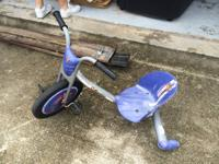 Works great paid $80, really cool bike can meet in palm