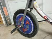 I HAVE A RAZOR 360 TRIKE.  VERY FUN TO RIDE. MY KIDS