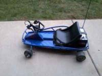Razor electric gocart. Works great. Cost $229.00 new.