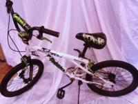 "Razor Freestyle 18"" Bike $42 cash money or credit ID #"