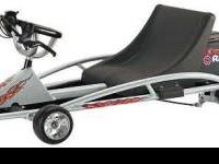 razor battery powered go kart pic is fron the web but