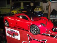 Got available belt driven NEW 1/10 pagani EPX rtr has