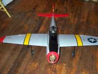 "P-47 46 SIZE WING SPAN 57 1/2"" PH NO.  Location:"