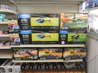 Searching for a RC plane or helicopter? Perhaps a