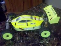 I have a hotbodies d8 converted to brushless with the