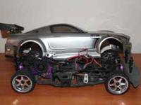 This is a stock HPI Sprint Flux 2 with NO Controller.