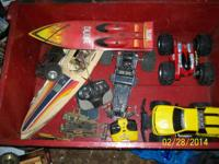 lot of rc cars make offer include ph# with reply I'll