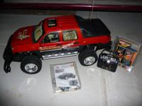 For sale:  1/6 scale remote control Chevy Avalanche-