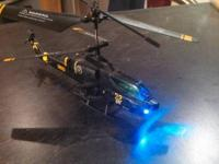 This little helicopter is worth over a $100 It has