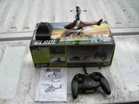I have a BLADE MCX2 RC battery helicopter for sale only