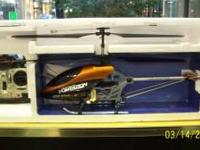 RC HELICOPTER 9053 VOLICATION FOR SALE , IT DO HAVE
