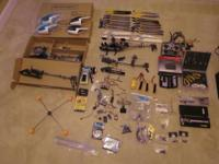 Looking to offer my RC Helicopter ARF kit. Everything