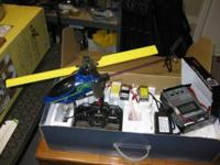 Awesome beginner RC Helicopter! Fun to Fly! This is an