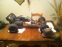 Hpi baja ss 26cc gasoline engine,upgraded tune