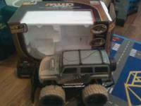 I have a rc hummer h3 mud slinger 27mhz.Runs great