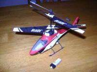 Good trainer heli BNF ( need tx to fly ) Comes with one
