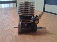 we have a rc motor for sale brand new pleas call
