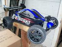 Got New RedCat 1/10 Caldera XB 4x4 Buggy, RTR,
