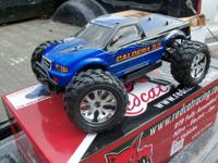 Caldera 3.0 1/10 Scale Nitro Truck (2 Speed) includes
