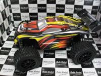 Got a 1/24 scale redcat Sumo rc truggy, additionally