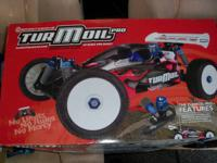 First got  SportWerks Turmoil Pro Nitro RC  Ready To