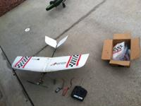 Functions I am selling my parkzone slo-v rc airplane.