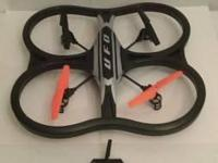 MUST SELL MAKE OFFER... This quadcopter is like new.