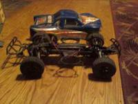 hi i got a losi short course truck for sell are trade