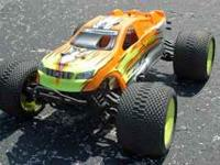 I am selling my losi muggy TRUGGY, its big, and weights