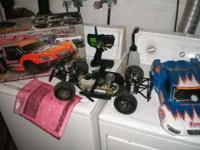 This rc truck is 2 months old. It has a fail safe and a
