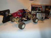 For sale is a Team Associated RC10T 1:10 scale RC