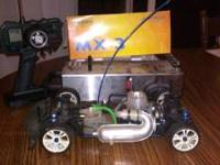 I have a nitro tc3. It has a team associated bump start