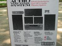Deal Of The Week: RCA Audio Theater System Brand NEW