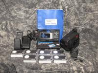 RCA VHS Video Camcorder model CC612. Camera does not