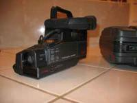 For sale is our RCA VHS Video Camcorder. Includes all
