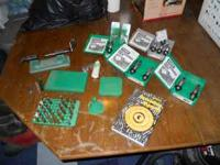 RCBS RELOADING EQUIPMENT INCLUDING RC SUPREME PRESS,