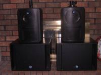 RCF Sound System for sale. RCF is an Italian Company