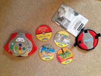 Fisher Price Read with Me DVD Learning System -
