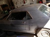 1968 Ford Mustang Hardtop. Straight body, no accidents,