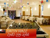 Cacin Hall is an excellent Venue that could house a